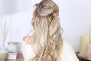 1-Minute Easy Hairstyles For Long Hair