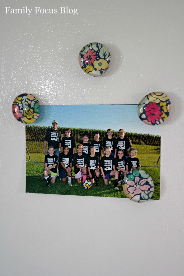 DIY Mother's Day Magnets