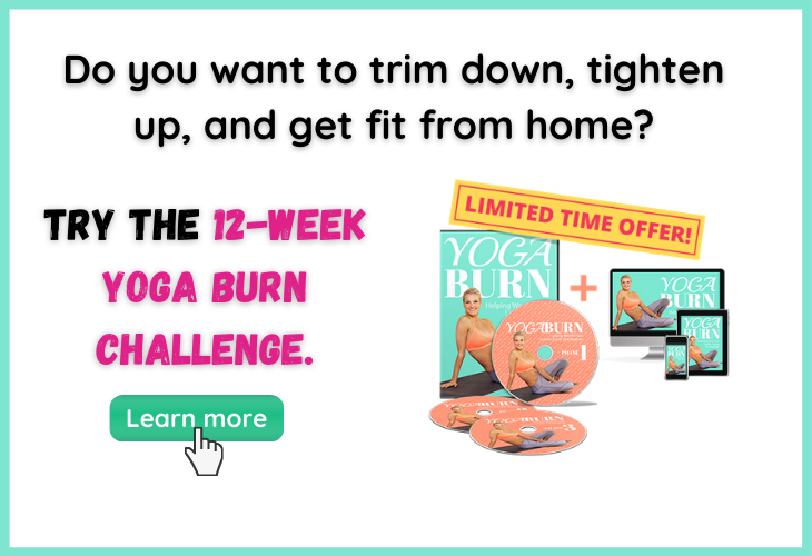 Yoga fitness challenge exclusively for Women